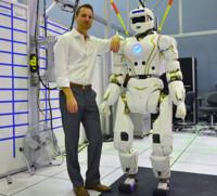 Valkyrie, el robot de la NASA que luchará contra compañeros en la DARPA Robotics Challenge