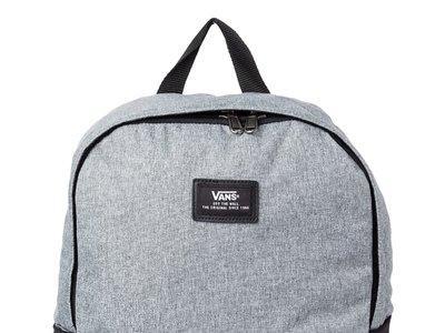 50% de descuento en la mochila Vans Van doren III heather suiting en Zalando: ahora cuesta 24,95 euros con envío gratis