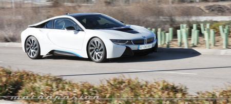 BMW i8 Prueba 14
