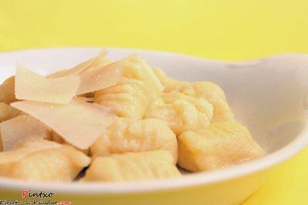 Cómo hacer ñoquis de patata. Receta