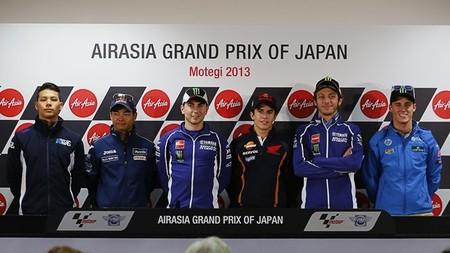 MotoGP Japón 2013: entrenamientos cancelados