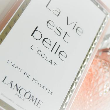 La vie est belle L´Éclat se vuelve más fresca. Probamos el nuevo perfume de Lancôme