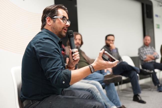 Phil Gonzalez en Meet the Experts 2012