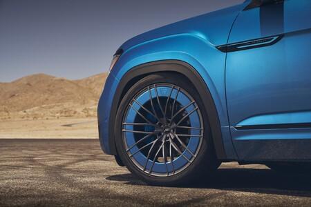 Volkswagen Atlas Cross Sport Gt Concept 2021 007