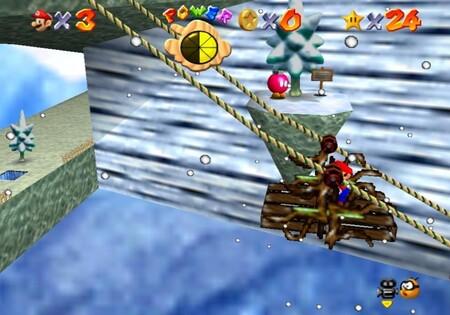 Super Mario 64 Mundo4 Estrella6 01