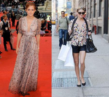 El mejor look del verano, escoge a tu famosa