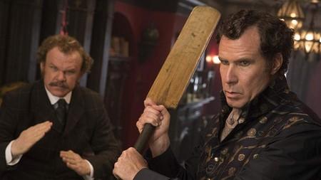 Razzies 2019: 'Holmes & Watson' es la peor película del año