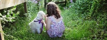 Tener un perro en casa y mantener una relación cercana a él es beneficioso para tus hijos
