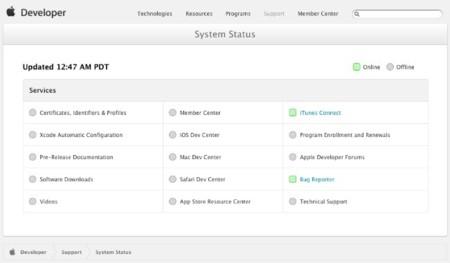 Apple lanza una página con el estado de sus sistemas mientras continua recuperándose del ataque hacker