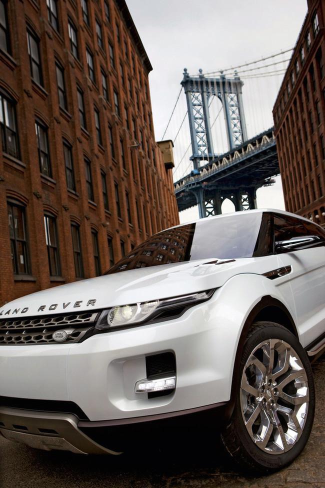Foto de Land Rover LRX Concept (28/49)