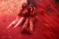 La Tomatina 2011 de Buñol es un referente turístico incluso en Bollywood