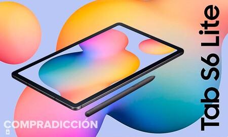 TecnoFactory Te Habla tiene esta Samsung Galaxy Tab S6 Lite a precio de chollo: estrena tableta con 128 GB por sólo 299 euros