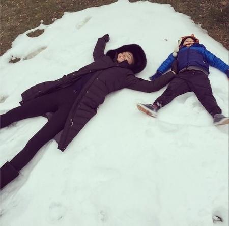 Miranda Kerr y Orlando Bloom: otros que se arrejuntan en Navidad