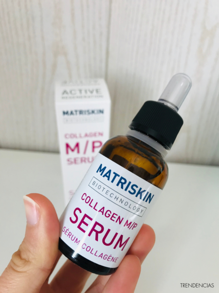 review serum collagen mp matriskin