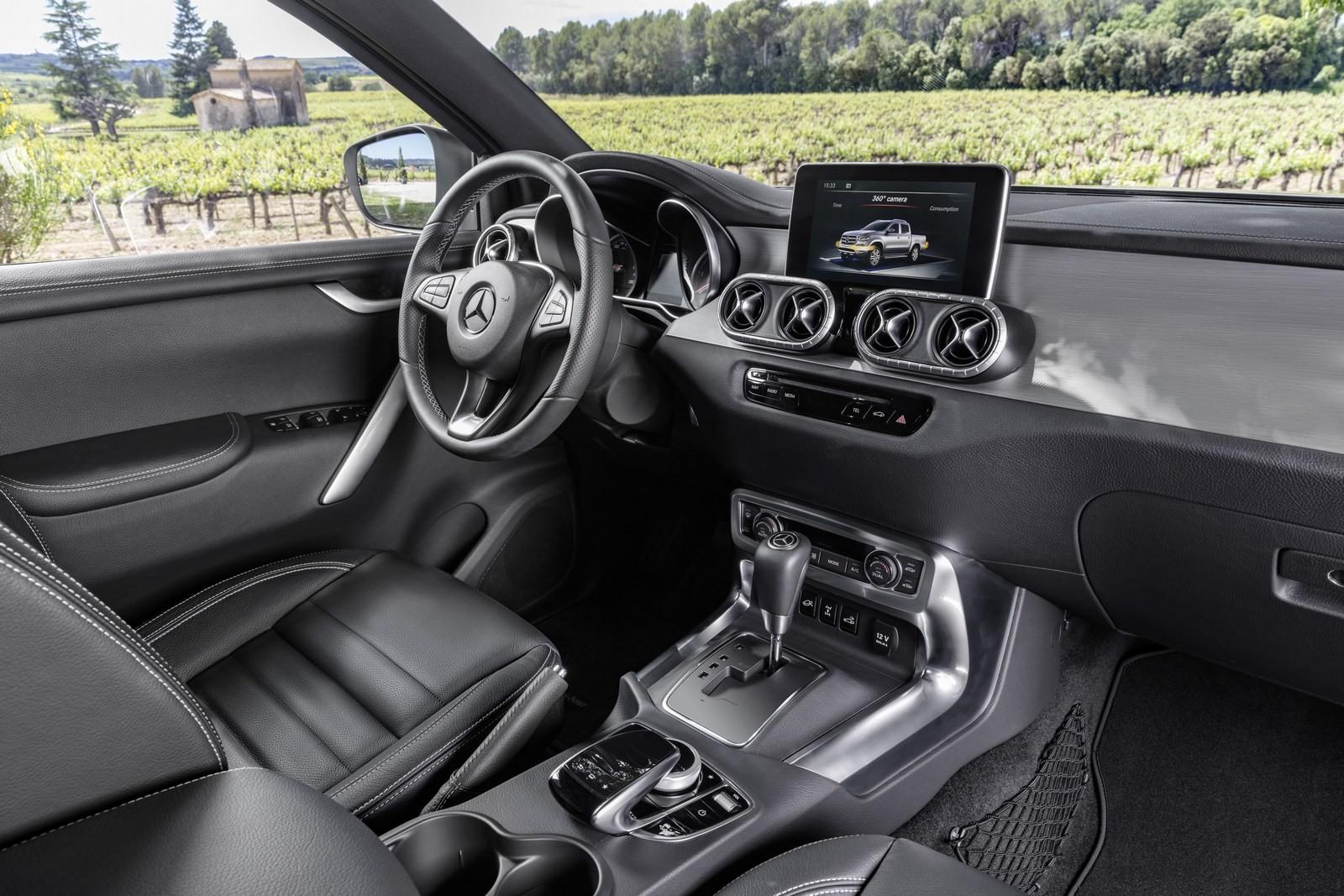Foto de Mercedes Benz Clase X 2018 (9/19)