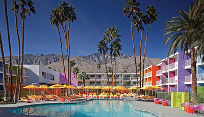 Hotel arcoíris