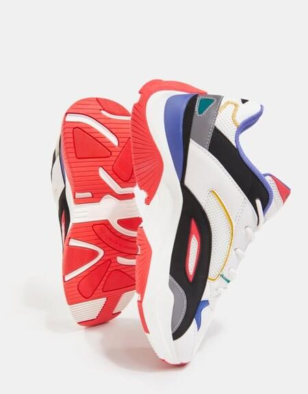 Estas Zapatillas En Rebaja De Bershka Son Un Compra Hoy Y Lleva Por Siempre Para El Otono Que Se Viene