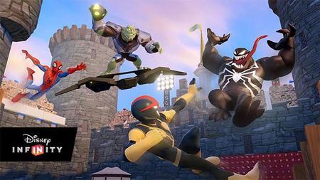 Imaginad cómo sería jugar a Disney Infinity 2.0 con el estilo de lucha de DMC