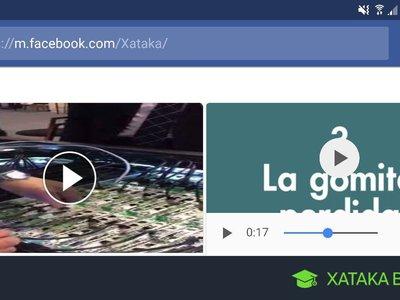 Cómo descargar vídeos de Facebook en Android sin apps de terceros