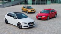 El Audi A3 ya va por su tercer millón