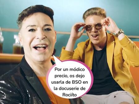 Así es 'Mucha Miel', la canción del verano de Maestro Joao y su novio Santi 'El Rubio': los Daddy Yankee y Luis Fonsi del reggaeTom Brusse mamarracho