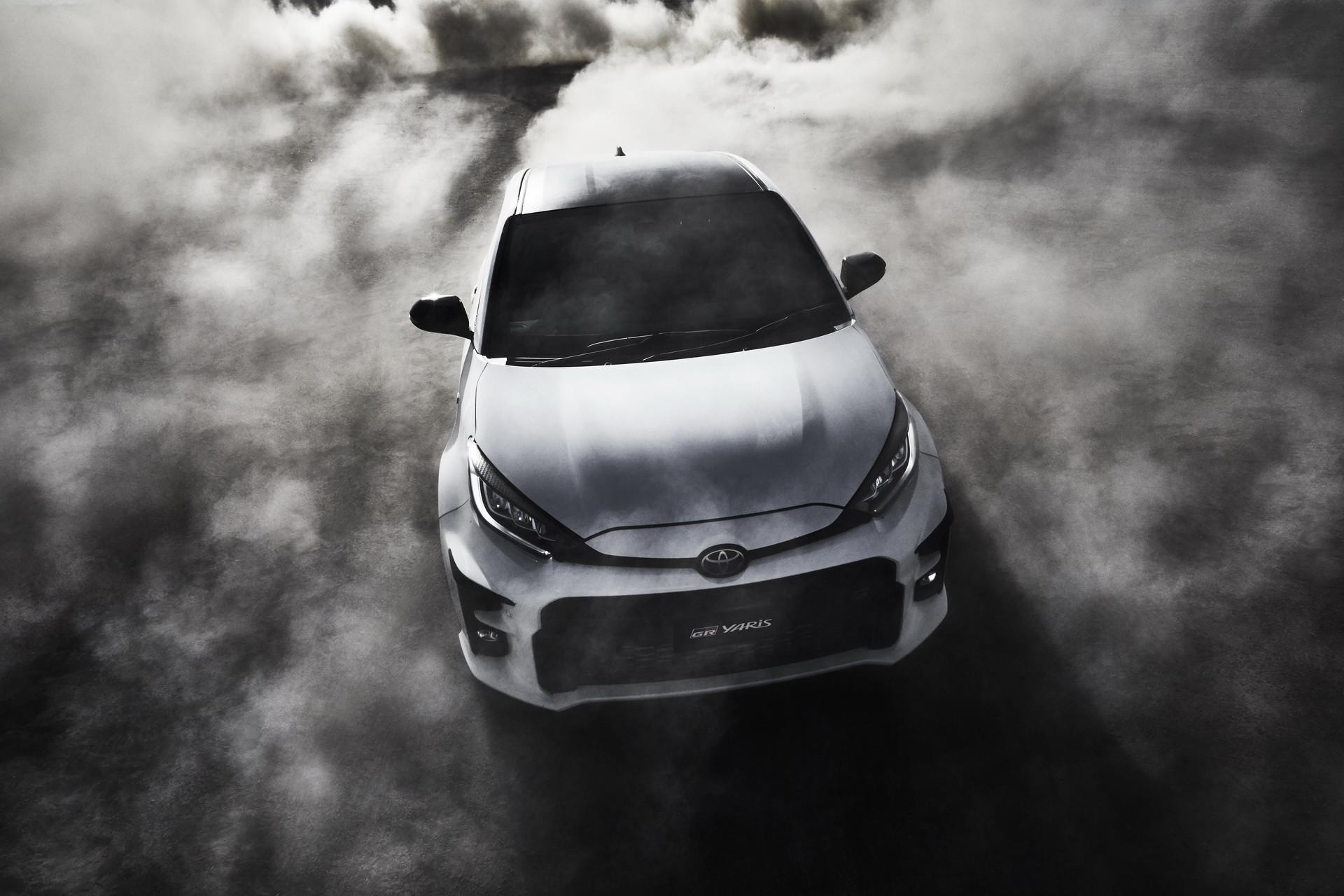 Foto de Toyota GR Yaris (6/18)