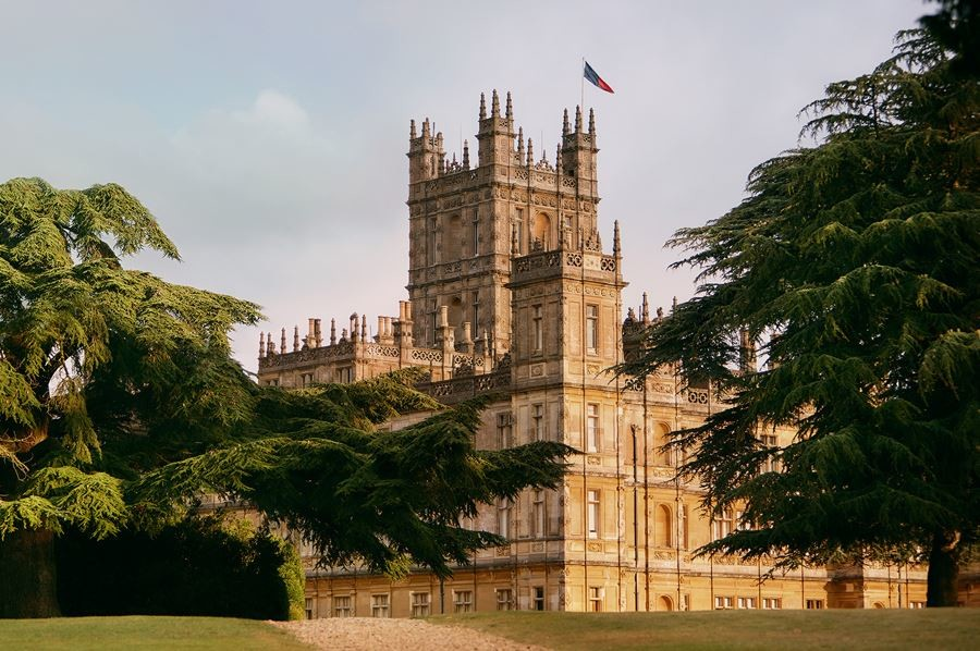 Downton Abbey estará disponible por una noche en Airbnb