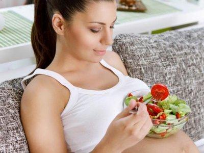 La nutrición en el embarazo, trimestre a trimestre