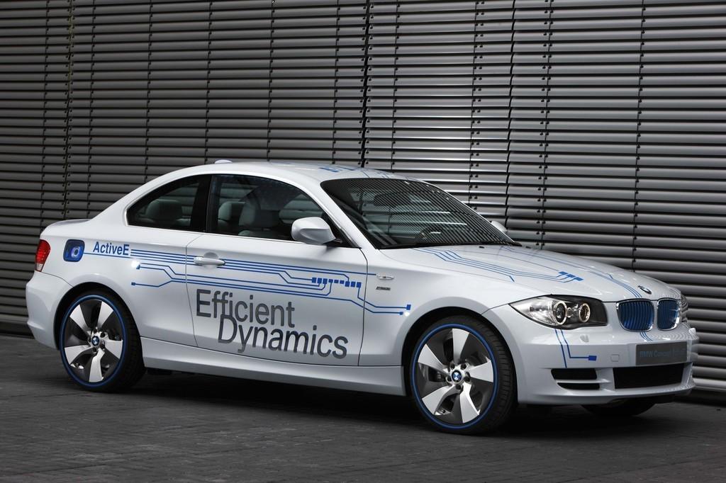 Foto de BMW Concept ActiveE (1/35)