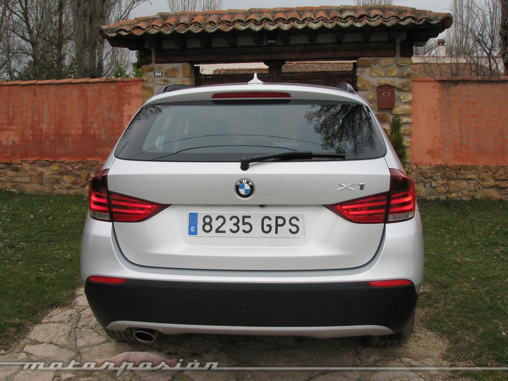 Foto de BMW X1 xDrive23d (prueba) (6/34)