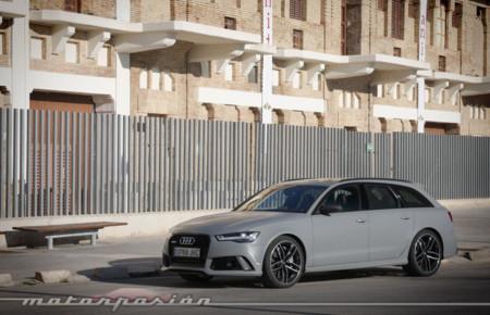 Audi RS6 Avant Prueba 22