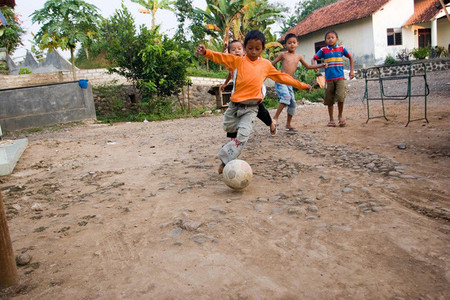 El Mundial sigue en el mundo. Fotos del fútbol más viajero. Asia