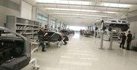 Las tripas del SLR McLaren 722