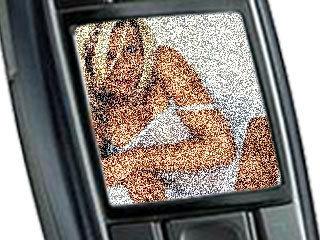 La pornografía móvil despegará hacia 2009
