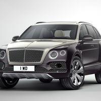 """Bentley Bentayga Mulliner: Por si se te hacía poco lujosa su versión """"normal"""""""