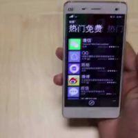 Aparece el primer vídeo de Xiaomi Mi4 con Windows 10 como sistema operativo
