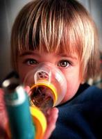 El aire más limpio alivia el asma infantil de manera inmediata