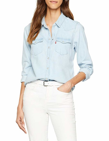 Levi's Ultimate Western Blusa para Mujer