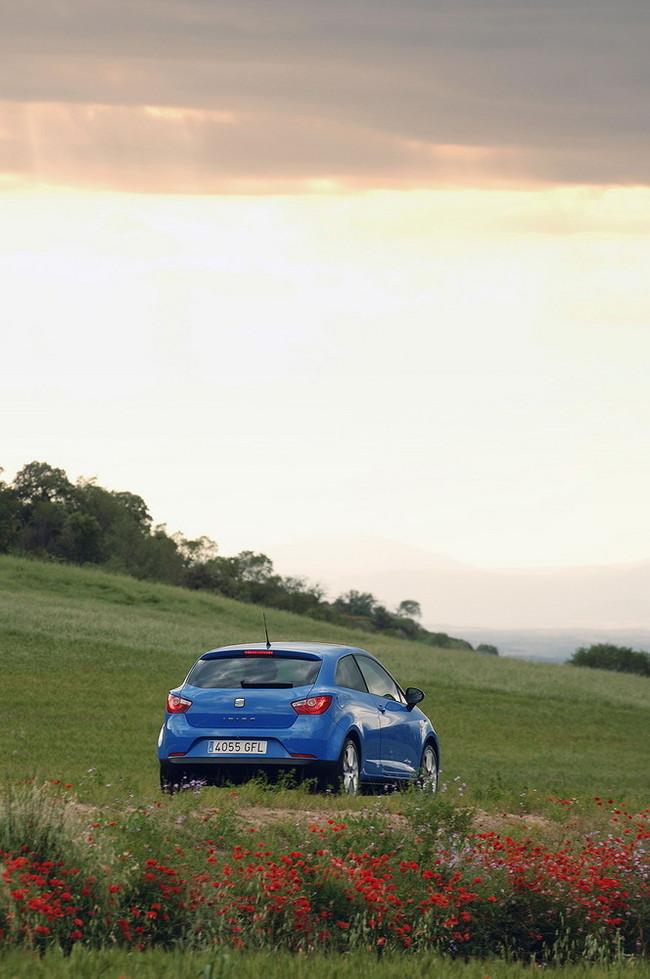 Foto de Seat Ibiza SportCoupe (69/100)