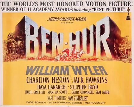 'Ben-Hur' es la película definitiva para la Semana Santa