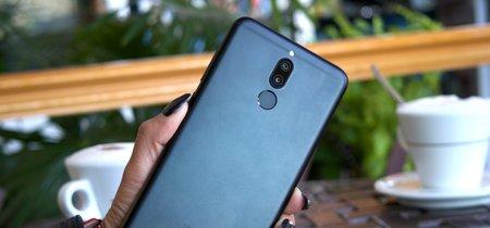 "Huawei Mate 10 Lite, análisis: un smartphone ""sin marcos"" que pudo haber tenido solo dos cámaras"