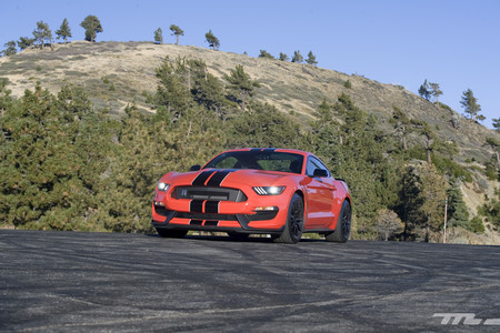 Ford Mustang Shelby GT350, a prueba: un pura raza americano con un V8 de escándalo