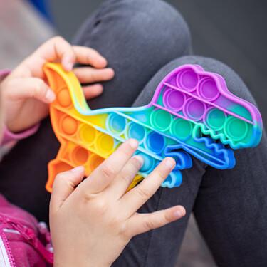 Pop-it, el juguete de moda para niños que se ha hecho viral