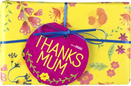 Lush quiere que nos carguemos de regalos para el Día de la Madre