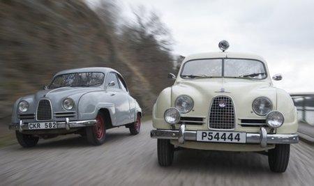 Los clásicos de Saab para la Mille Miglia