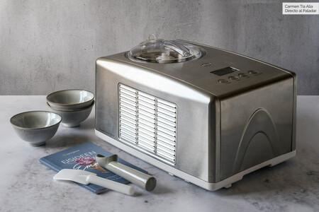 Probamos la heladera con compresor Emma de Springlane Kitchen: helados cremosos y naturales en menos de una hora