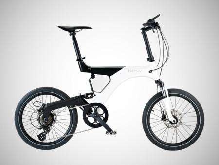 Bicicleta eléctrica Besv PS1, la comodidad en dos ruedas