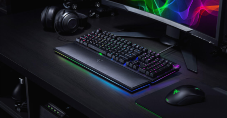 Razer Huntsman Elite 05