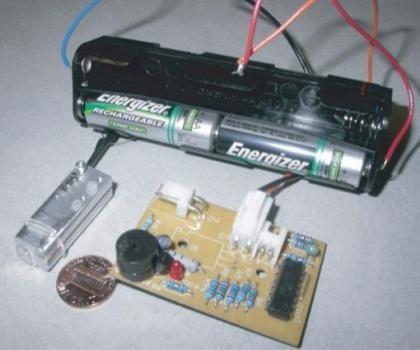 "Un ""gadget"" replicador de ADN"