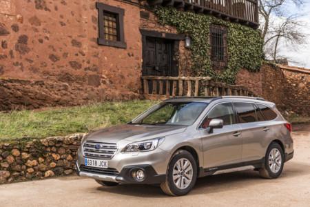 Subaru Outback 2015 4